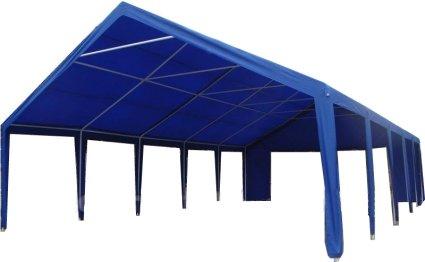 20' x 40' ft Outdoor Wedding Party Tent Gazebo Carport Shelter Garage Rental Blue