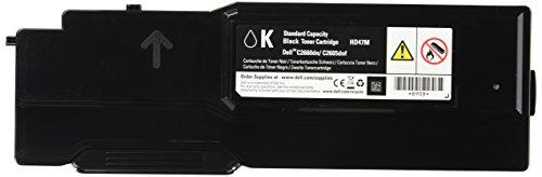 Dell HD47M Toner Cartridge C2660dn/C2665dnf Color Laser Prin