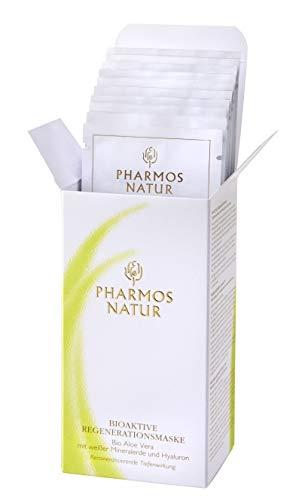 Pharmos - Maschera di rigenerazione biologica intensiva per la cura del viso, 5 ml Pharmos Natur 1203