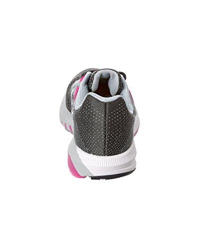 Nike Women Air Zoom Structuur 20 Loopschoenen Verschillende Kleuren (antraciet / Wit / Grijs Wolf / Fire Roze)