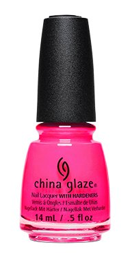 China Glaze Nail Lacquer 1608 - Don't Be Sea Salty from Shades of Paradise Collection