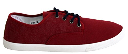 40 amp;H Rosso Sneaker EU Footwear A Uomo Burgundy nBwYxUAqP