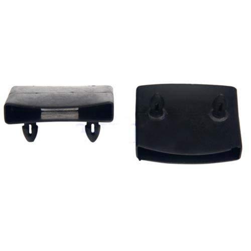 FidgetFidget 10PCS Replacement Bed Slat Plastic Centre Caps End Caps Holders 54-55mm US Centre Caps ()