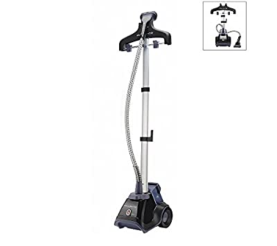 Rowenta IS6300 Master Valet Full Size Garment and Fabric Steamer with Exclusive Roll and Press Support, 1550-Watt