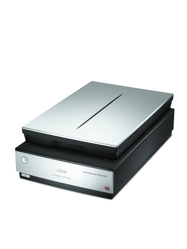 Epson B11B178061 Perfection V750-M Pro Photo Scanner (Best Scanner For Artwork 2019)