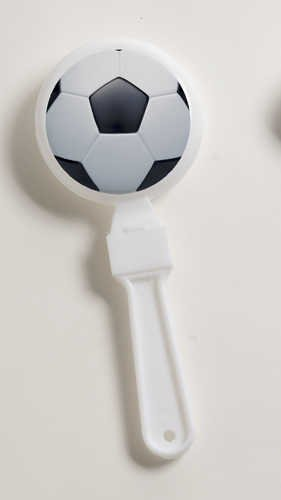 - All-Star - Soccer Clapper Sports Ball (6pks Case)