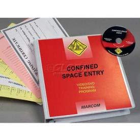 Confined Space Entry DVD Program (V000CSE9EO)