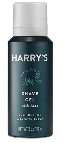 Harry's Foaming Shaving Gel with Aloe 2 oz
