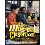 Musical Classroom - Backgrounds, Models, & Skills for Elementary Teaching - Text (7th, 07) by Hackett, Patricia - Lindeman, Carolyn A [Spiral-bound (2006)] ebook