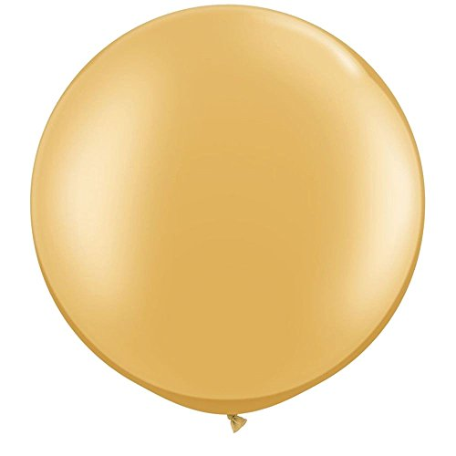NYKKOLA 36 Inch Giant Latex Balloon (Premium Helium