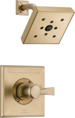 Delta Faucet T14251-CZH2O Dryden Monitor 14 Series Shower Trim, Champagne -