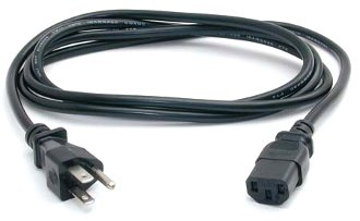 Precor EFX Elliptical Power Cord