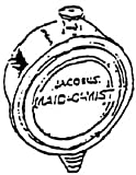"""Jaclo 622-62-PG""""Jacobus Maid-O-Mist"""" Steam for Main Vent 3/4""""X1/2""""#1"""