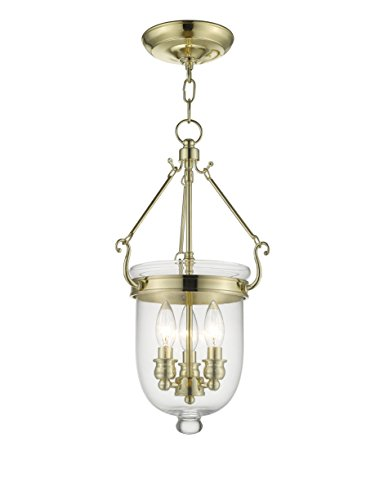 Livex Lighting Jefferson Pendant in Florida - 2