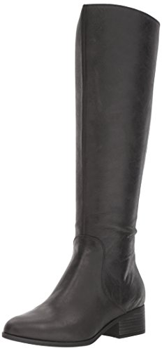 Lucky Women's LK-Lanesha Equestrian Boot, Black