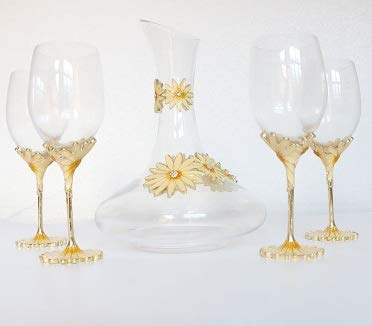 LYgMV 絶妙なワインセットワインセット二日酔い鍋カップセットワインセット居酒屋家庭用ワインセットワンカップ4杯セット B07PB1M3X5