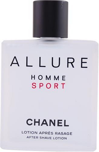 6ace3a3f111b Allure Homme Sport by Chanel Aftershave Lotion 50ml: Amazon.co.uk: Beauty