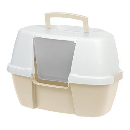 IRIS Cat Litter Box with Scoop