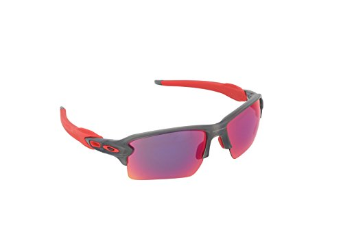 3c9bc69a58 Oakley Men s Flak 2.0 XL OO9188-04 Rectangular Sunglasses