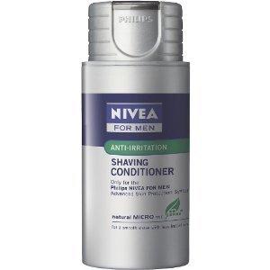 Philips Norelco HS800/14 Nivea for Men Anti Irritation Shaving Conditioner (2 Pack) (Nivea Shaving Conditioner)