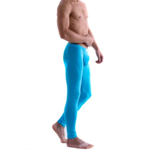 36119213dc59b 80%OFF PanDaDa Mens Underpants Thermal Low Rise Long Johns Pants Underwear