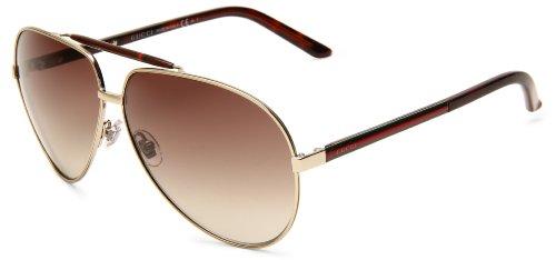 GUCCI SUNGLASSES GG 1933 EWOYY - Gucci Oversized Sunglasses Aviator