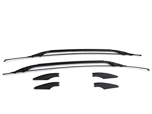 - Ford Genuine 7T4Z-7855100-AA Roof Rail Set, 2-Piece