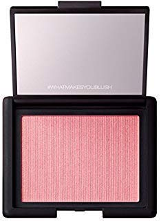 NARS Orgasm Blush - Peachy Pink with Golden Shimmer - Holiday Limited Edition - for All Skintones - Full Size 0.16 ounces 4.8 grams (Best Peachy Pink Blush)