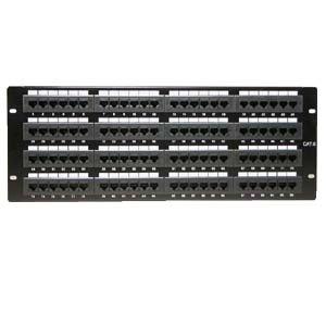InstallerParts Cat 6 110 Type Patch Panel 96 Port Rackmount