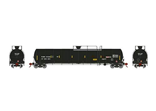 Athearn HO 33 900-Gallon LPG Tank Late PLMX #137429, ATHG25486