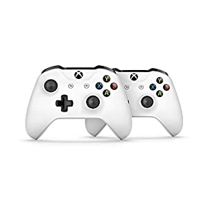 319S8gT1acL. SS300  - Xbox-One-S-Two-Controller-Bundle-1TB-Includes-Xbox-One-S-2-Wireless-Controllers-3-Month-Game-Pass-Trial-14-day-Xbox-Live-Gold-Trial  Xbox-One-S-Two-Controller-Bundle-1TB-Includes-Xbox-One-S-2-Wireless-Controllers-3-Month-Game-Pass-Trial-14-day-Xbox-Live-Gold-Trial 319S8gT1acL