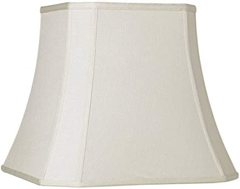 Imperial Creme Square Cut Corner Shade 10.5x16x14 Spider – Imperial Shade