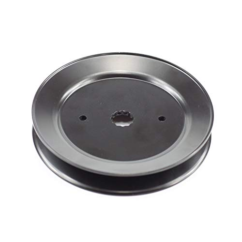 Pulley Spindle - Affordable Parts Spindle Pulley for AYP/Husqvarna/Poulan 153535,129861,173436,177865,532129861, 532173436, 532153535