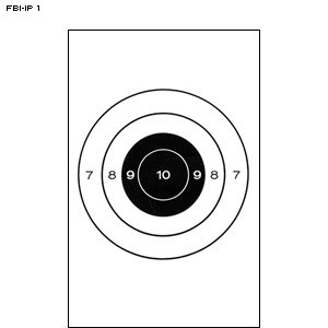 photograph relating to Printable Bullseye referred to as Printable Goals - Web site 5