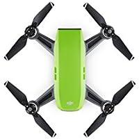 DJI CP.PT.000734 Spark Palm launch, Intelligent Portable Mini Drone, Meadow Green