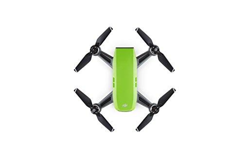 DJI Spark, Mini Drone, Meadow Green