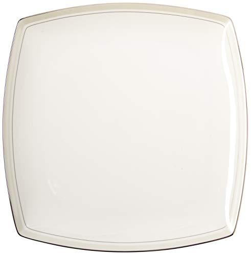 Mikasa Platinum Matrix 12-Inch Square Platter