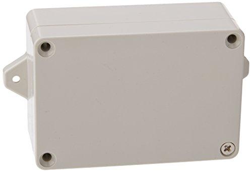 100mm x 68mm x 40mm plástico impermeable sellado eléctrica Caja de conexiones
