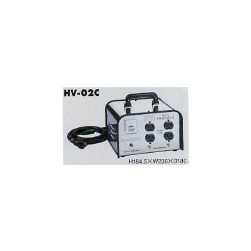 昇圧型 ミニトランスル HV-02C【メーカー取寄品】   B00FKPMW2E