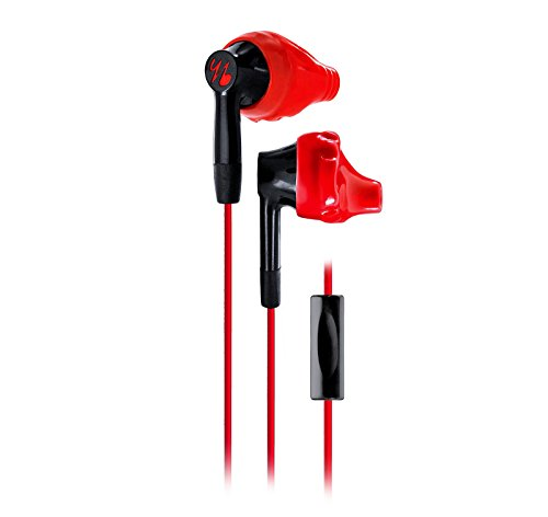 Get Yurbuds Inspire 300 Fitness Headphones (Red) cheapest
