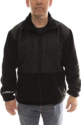 TINGLEY Rubber J25013 XL Soft Shell Jacket|,| Black