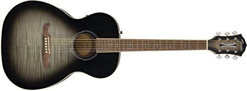 Fender FA-235E Concert Body Style Acoustic Guitar - Rosewood - Moonlight Burst (Guitar Concert Acoustic)