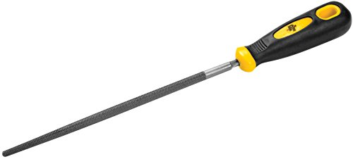 Performance Tool W5399 8'' Round File with Handle by Performance Tool