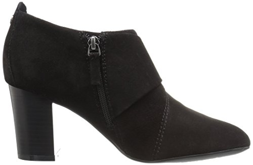 Suede Ankle Aldea Women's Black Easy Spirit Black Bootie wv0qZn4x