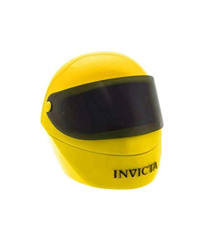 Invicta Helmet Yellow Watch Box IPM279