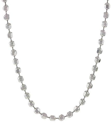 100 Diamond Cut Bead Chain - 3