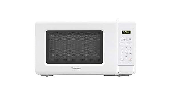 Amazon.com: Kenmore Elite 70712 Microondas de encimera, 0.7 ...