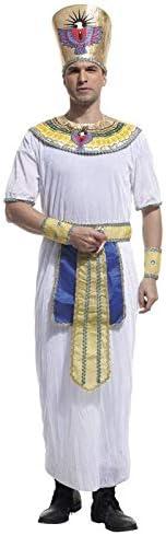 LFOZ Cosplay del faraón Egipcio, Disfraz de Cosplay for Hombre ...