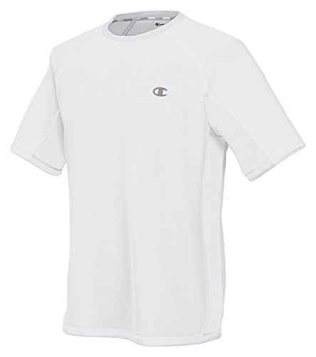 Champion Vapor Short Sleeve Men's T-Shirt_White_XX-Large