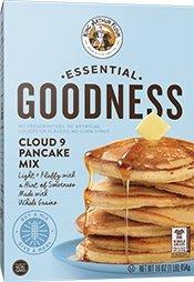 King Arthur Mix Pancake Cloud 9